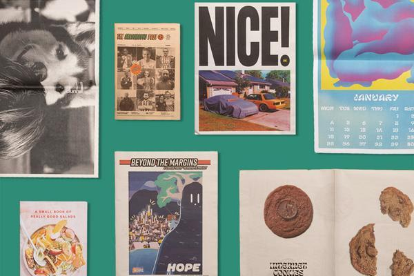 Newspaper Club print roundup — 7 creative newspapers we loved in January 2021
