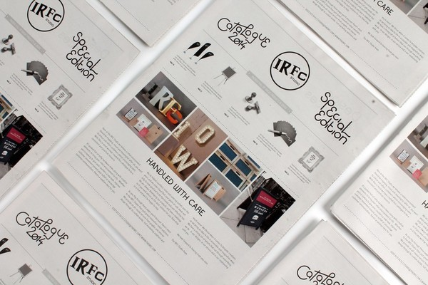 IRFC Studio catalogue 2014 out now!!