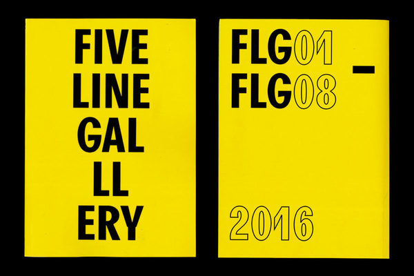 Five Line Gallery digital mini newspaper. A catalog of exhibitions held in the classifieds section of LA Weekly. A project by Ben Schwartz.